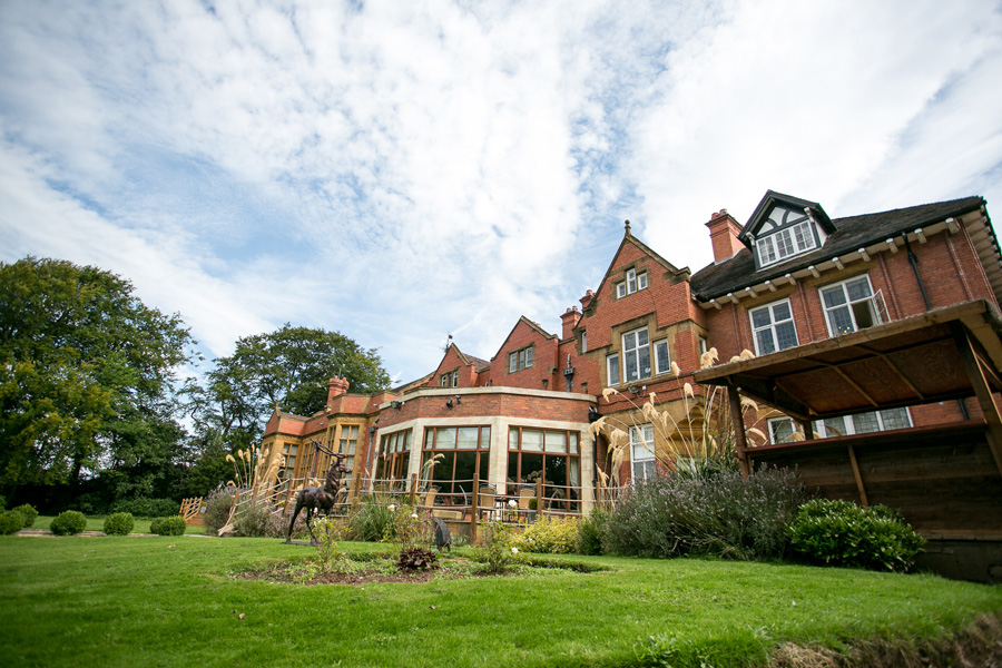 The Mount Hotel Wolverhampton Rachel Sam Kent Wedding