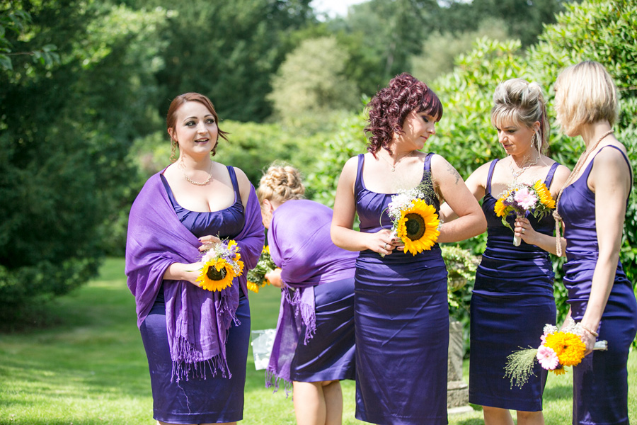 Swiss Garden Wedding in Biggleswade