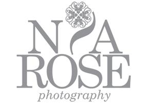 Kent Wedding Photographer, natural, fun wedding photography by Nia Rose Weddings logo